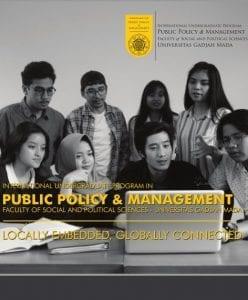 Leaflet Program Studi IUP-DPPM