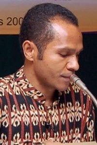 Gabriel Lele, Dr., SIP, M.Si.